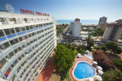 Hotel Tres Anclas, Valldigna, 11, 46730, Gandía