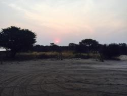 Kalahari Rest Lodge, West off the A2, Kgalagadi Park,, Kang