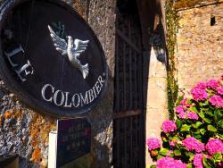 Chateau Le Colombier, 2 Rue du Colombier, 50500, Brévands