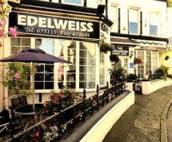 Edelweiss Guest House, The Edelweiss, 29 Palace Terrace, Queens Prom,, IM2 4NF, Douglas