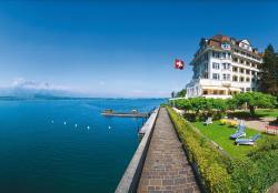 Hotel Bellevue au Lac, Staatsstrasse 1, 3652, Thun