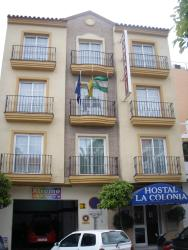 Hostal La Colonia, Avenida Oriental, 18, 29670, Marbella