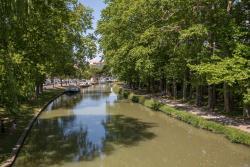 Hôtel du Canal, 88 - 108, avenue Arnaut Vidal, 11400, Castelnaudary