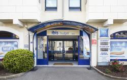 ibis budget Blois Centre, 4 Rue Jean Moulin, 41000, Blois