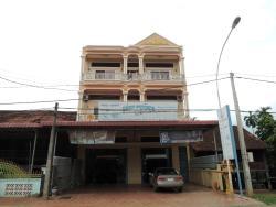 Mekong Dolphin Light Guesthouse, House #336,St.Preah Sihanouk,Sangkat Kratie,, Kratie