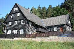 Roubenka U Lesa, Jestřebí, 471 61, Újezd