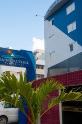Saint Patrick Praia Hotel, Av. Julio Marques Luz, 186, 57035-700, Maceió