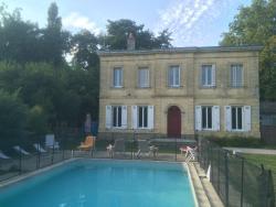 Gite Du Chateau La Blancherie, 1 Avenue Du Moulin, 33650, La Brede