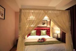 Prince Panda Hotspring Hotel, No.6 Nanduan, Shanhu Road, Xiuhu Avenue, Emeishan, 614200, Emeishan