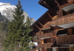 2,5 -Zimmer Ferienwohnung Résidence Bernerhof, Äussere Dorfstrasse 39, 3718, Kandersteg