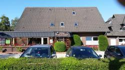Pension am Kurgarten, Hauptstraße 2, 26427, Bensersiel