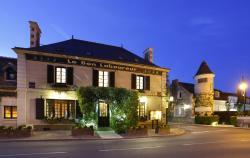 Auberge du Bon Laboureur, 6 rue Bretonneau, 37150, Chenonceaux