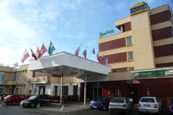 Hotel Slunce, Jihlavská 1985, 58001, Havlickuv Brod