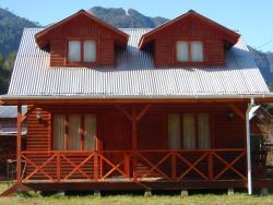 Cabañas Antu Majen, Las Pataguas S/N,localidad de Coñaripe, comuna de Panguipulli, 5210000, Coñaripe