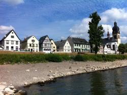 Ferienwohnung Rheinblick Koblenz, Am Ufer 22, 56070, Koblenz