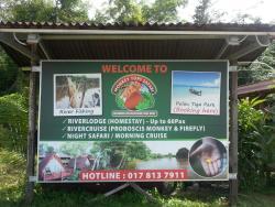 Monkey Top Safari, Monkey Tops River Lodge, Kampung Klias, KM20, Jalan Beaufort-Menumbok Sabah, 89800, Bambangan