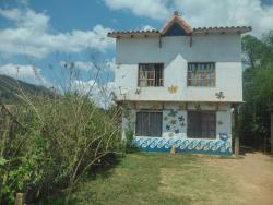 Jaguar Azul Hostal Camping, Calle Warnes y Arenales 370,, Samaipata