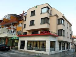 Contessa Hotel, Cehrnorizets Hrabur Str 4, 9700, Shumen