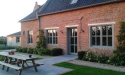 Holiday Home Victoria Fields, Kaaskerkestraat 123, 8600, ディクスムイデ