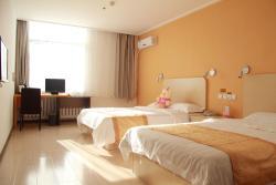 Huyue Hotel Fuxinyingbin Store, No.97,West Shan Road,Development Zone, 123000, Fuxin