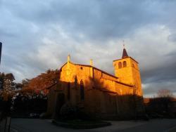 La Ferriere, Place de l'Eglise, 42330, Saint-Médard-en-Forez