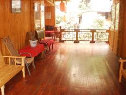 Ya'an Shangli Ancient Town Haojinglou Homestay, No.40-1 Hongjun Street, Shangli Ancient Town, 625000, Yaan