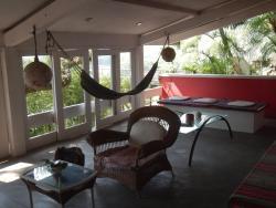 Marambaia Adventure Hostel, Estrada Roberto Burle Marx, 8273 - Caminho Da Vendinha, 23020-265, Barra de Guaratiba
