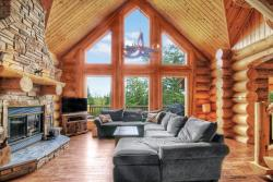 Blue Moose - Chalet Spa Nature, 17 Grand Pic, J0R 1A0, Mille-Isles