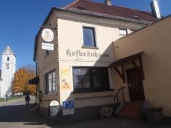 Gasthof Hofbräuhaus, Schloßplatz 12, 88422, Bad Buchau