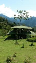 Posada de Turismo Rural Ranchos Tinamu, San Isidro de Dota, tres kilometros sureste de la Escuela del Sukia, 60602, Naranjito