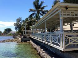 Iron Bottom Sound Monarch Hotel, Mendana Avenue, P.O. Box 780, Honiara