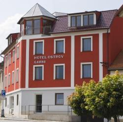 Hotel Ostrov Garni, Kostelni 255 , 28912, Sadská
