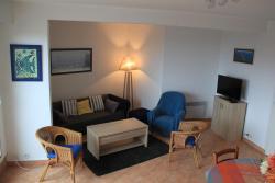 Appartement Vue Sur Mer Pedrono, Rue Du Général De Gaulle N.a, 56640, Arzon
