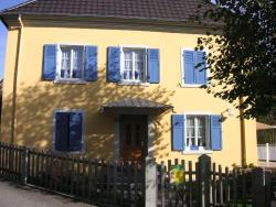 Les Volets Bleus Alsace Vosges, 20 Rue Du Brisgau, 68121, Urbès