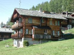 Chalet Furrer, Jänischhüs 18, 3933, Staldenried