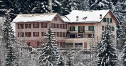 BnB Hôtel des Bains, Route des Mosses 89, 1660, LEtivaz