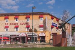 Inter-Hotel Le Boeuf Rouge, 57, Boulevard Victor-Hugo, 87200, Saint-Junien