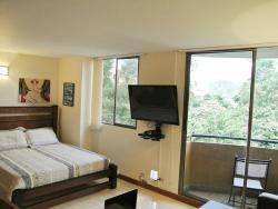 Loft Style apt with A/C Poblado, Cra 30A #9-45, 050021, El Poblado