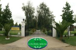 Hotel Colonial Maule Villa Alegre, Cancha de carreras s/n, 3580000, Villa Alegre