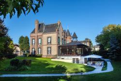 Le Clos - Relais & Chateaux, 98, Rue De La Ferté Vidame, 27130, Verneuil-sur-Avre