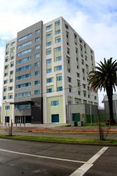 Hotel Diego de Almagro Chillan, Avenida O´higgins 391, 3780000, Chillán