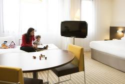Novotel Suites Paris Rueil Malmaison, 17, Rue François Jacob, 92500, Rueil-Malmaison