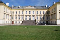 Zámek v Nových Hradech Jižní Čechy, Zámek 136, Nové Hrady, 373 33, Nové Hrady