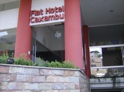Flat Hotel Caxambu, Rua Major Penha, 386, 37440-000, Caxambu