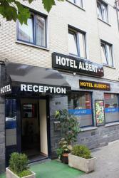 Albert Hotel, Rue Royale Ste Marie 27-29, 1030, 布鲁塞尔