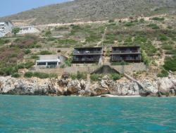 Seaside Duplex Stone Villa, Lagja Protopapa,, 9416, Qeparo