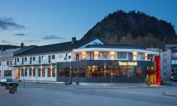 Tino's Hotel, Verftsgt. 5, 7800, Namsos