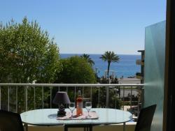 Sea View Apartment Cote D'azur, 200 Avenue de la Californie, 06200, Nice