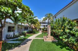 Roca Sunzal Hotel, Calle Litoral km42, Playa El Tunco, Puerto La Libertad, 01101, La Libertad