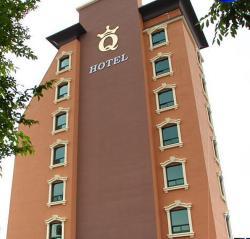 Q Hotel Yongin, 355-15, Jeondae-Ri, Pogok-Eup, Cheoin-Gu, 449-815 Yongin